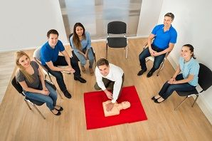 cpr courses townsville