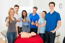 cpr training townsville